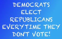Vote to keep NH Blue!
